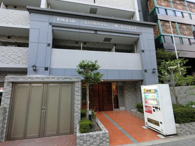 アクロス京橋Ⅲ番館の写真