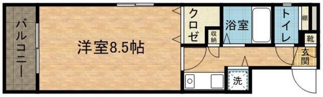 さくらす大濠公園7【大濠公園駅徒歩2分!小型犬飼育可能】写真3