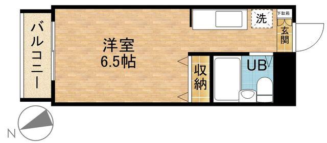 さくらす博多駅5【WI-FI無料!!博多駅から徒歩5分★】写真3