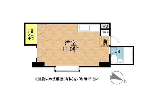 さくらす博多駅9【ネット無料!博多駅から徒歩3分!】写真3
