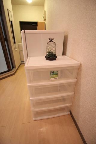 さくらす博多駅10【ネット無料!かわいいお部屋!】写真17