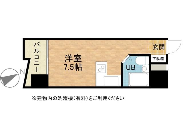 さくらす博多駅11【ネット無料!オシャレな家具】写真3