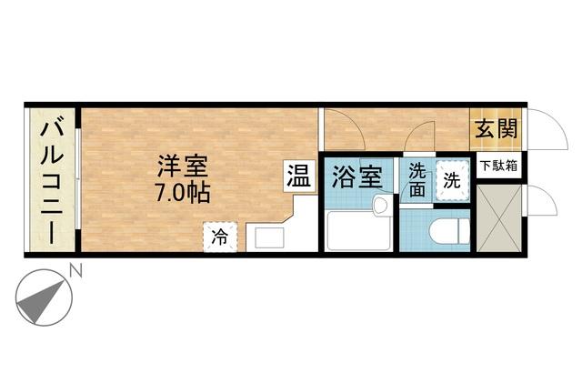 さくらす博多駅13【Wi-Fi無料!バス・トイレ別!】写真20