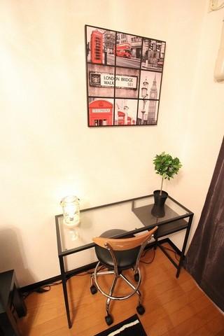 さくらす博多駅15【バス・トイレ別★ネット無料!】写真6