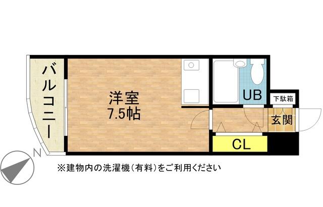 さくらす博多駅18【日当たり良好★ネット無料!】写真3