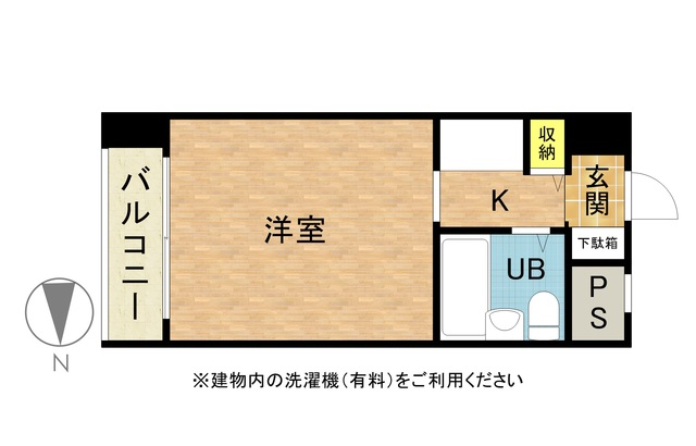 さくらす博多駅22【博多駅徒歩6分!wi-fi無料★】写真17