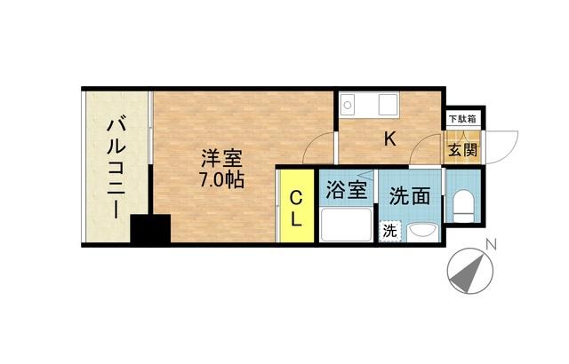 さくらす祇園2【駅チカ!独立洗面台有り!★ネット無料★】写真18