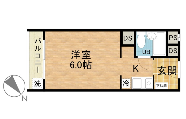 さくらす博多27【博多駅から徒歩7分!Wi-Fi無料♪】写真21