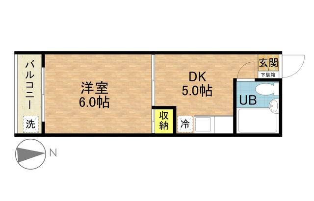 ☆除菌清掃済☆ さくらす姪浜3【Wi-Fi無料!】写真20