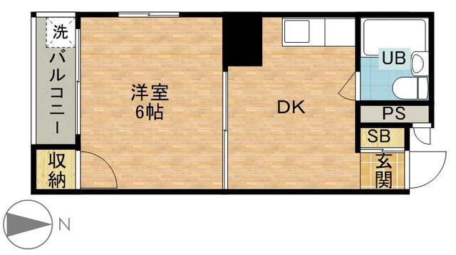 さくらす姪浜4【姪浜駅から徒歩2分!Wi-Fi無料!】写真20