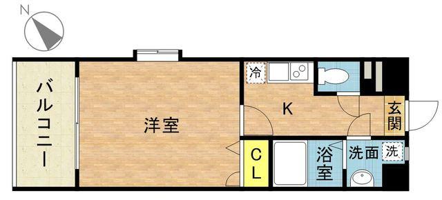 ☆除菌清掃済☆ さくらす中洲川端12【Wi-Fi無料!】写真20