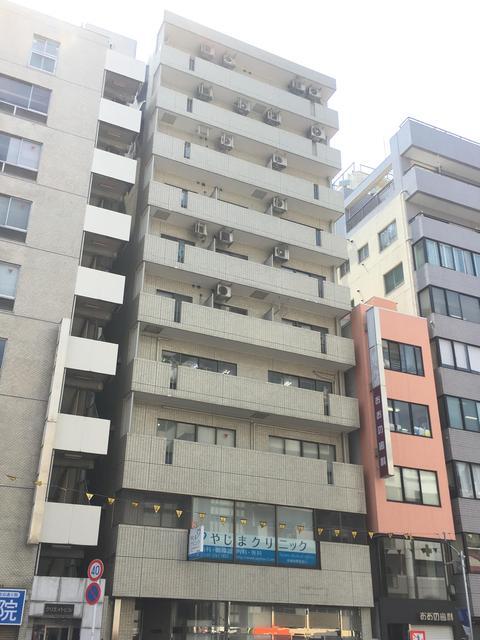エール飯田橋駅前の写真