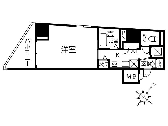 エール神田岩本町弐番館写真11