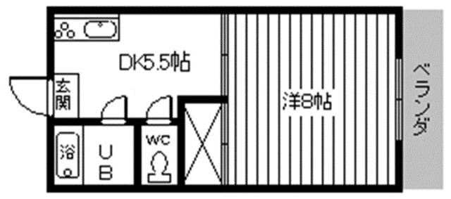 木野田マンションⅡの写真