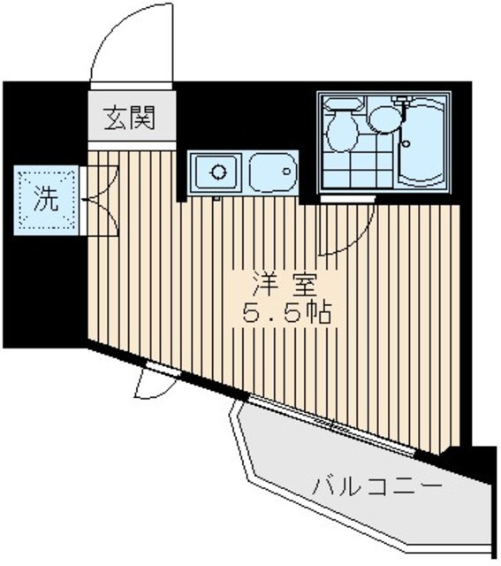Nマンスリー鷺ノ宮第1【新宿まで直通20分の好アクセス!】写真3